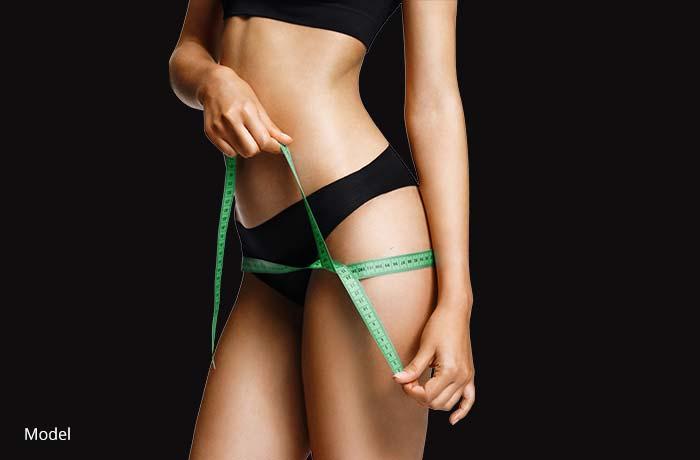 Body - tape measure