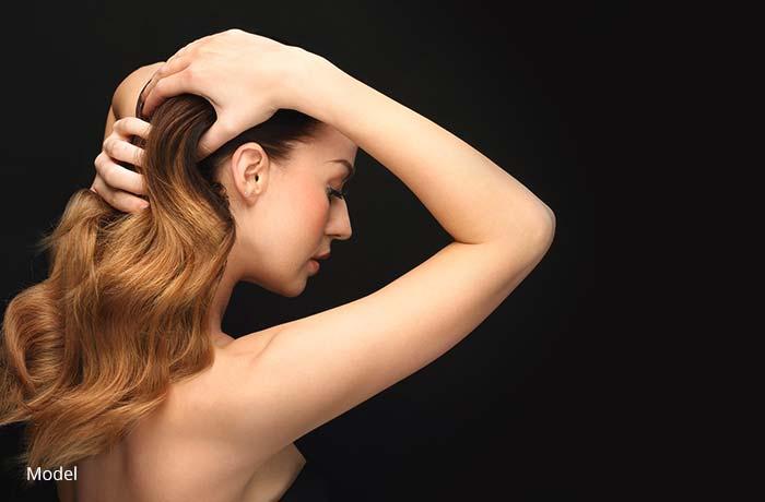 model - woman